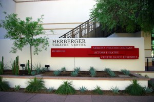 The Herberger Theater Center supports three theaters and three resident companies.